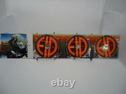 Emerson Lake & Palmer Tarkus 2 CD/DVD Deluxe Edition LIKENEW
