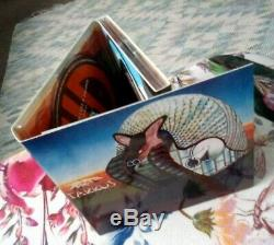 Emerson Lake & Palmer/Tarkus/2xCD/1xDVD-Audio/5.1/S. Wilson Remix/Immaculate/Rare