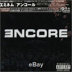 Encore (Collector's Box Bonus CD/DVD) Japanese Import Eminem Audio CD