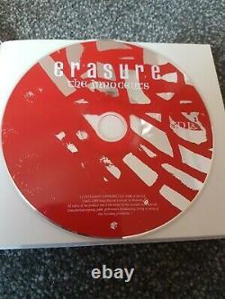 Erasure The Innocents 21st Anniversary 3 Disc Edition (2 Cd's, 1 Dvd)