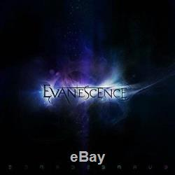 Evanescence (Deluxe CD/DVD) Audio CD By Evanescence VERY GOOD