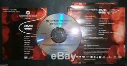 +FREE DISC CARLY SIMON No Secrets DVD AUDIO SEALED withOBI OOP