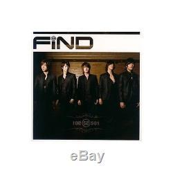 Find CD+Dvd Ss501 Audio CD