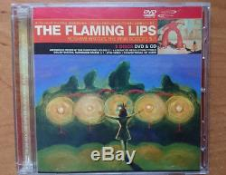 Flaming Lips Yoshimi Battles The Pink Robots DVD Audio & CD