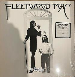 Fleetwood Mac 1975 S/T SUPER DELUXE box set 3 cd 1 dvd 1 LP set IN SHRINK RARE