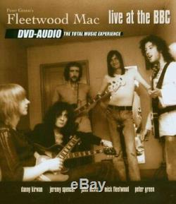 Fleetwood Mac Live At The BBC DVD AUDIO Fleetwood Mac CD L1VG The Cheap