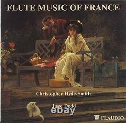 Flöte Music Von France dvd Audio Dodd Hyde-Smith dvd Audio Neu Gratis &