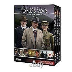 Foyle's War Series 1-8 Complete DVD