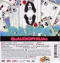 Frank Zappa Audio DVD QUADIOPHILIAC
