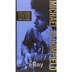 From His Head. CD+DVD- Bloomfield, Mike Audio CD