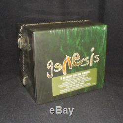 GENESIS 1970-1975 CD DVD AUDIO BOX SET RARE OOP MINT FREE SHIP GABRIEL COLLINS
