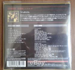 GENESIS JAPAN SACD DVD-Audio Mini-LP TOGP-15016/17