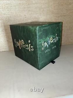 GENESIS RARE Box Set 1970-1975 13 Disc, 7 CD, 6 DVD Audio CDs. Apr-2009