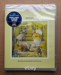 GENESIS Selling England By The Pound New High Fidelity Blu-ray Pure Audio Disc