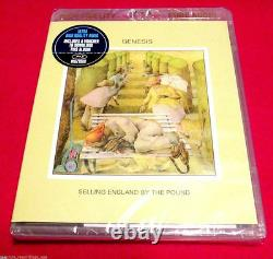 GENESIS Selling England by the Pound BLU-RAY AUDIO ONLY CD Sealed