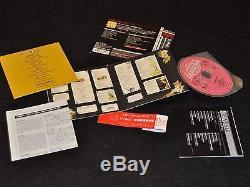 Genesis 1970 1975 SACD BOX SET +DVD AUDIO JAPAN MINI LP PROMO OBI PETER GABRIEL