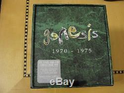 Genesis 1970-1975 SACD / DVD-Audio Box 13 Discs
