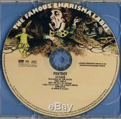 Genesis 1970-1975 Ultra Rare 2008 Remaster Cd/sacd/dvd Set 48-page Book Like New