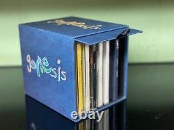 Genesis 1976-1982 12 Disc Box Set OOP RARE Boxset Phil Collins