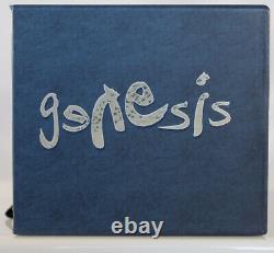 Genesis 1976-1982 12 Disc Box Set Of 6 CDs & 6 DVD Audio + Video Extras OOP MINT