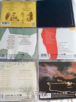 Genesis 1976 1982 Boxset Cd Dvd Audio USA Rhino NOT SACD
