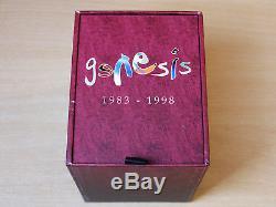Genesis / 1983-1998 / 2007 8x CD / SACD / DVD Audio Hybrid Box Set