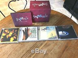 Genesis 1983-1998 (5) CD (5) DVD Audio 5.1 Multichannel Surround Mint