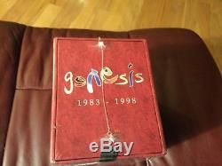 Genesis 1983-1998 Box (CD/DVD 2007) Audio 5.1. Sealed