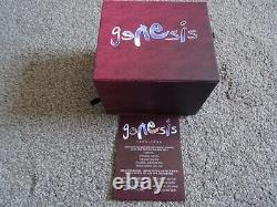 Genesis 1983 1998 CD/DVD Box Set 10 Disc Rhino 2007 NTSC