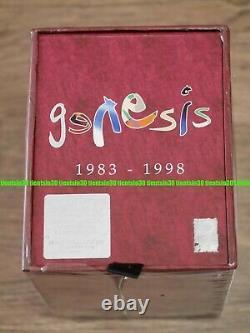 Genesis 1983-1998 Remastered, Remixed, 5 x Hybrid SACD CD & DVD Audio 2007 Box Set