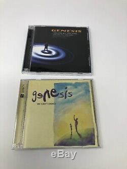 Genesis 1983-1998 Rock Box Set 5 CDs and 5 DVD-Audio