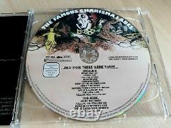 Genesis And Then There Were Three CD + DVD SACD 5.1 Surround Sound -2007