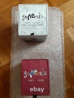 Genesis Box Sets Great Price! Superb Condition