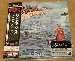 Genesis Foxtrot Japan SACD CD+DVD Mini-LP TOGP-15022