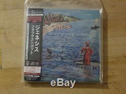 Genesis Foxtrot SACD CD+DVD w. Double OBI TOGP 15022 NEW