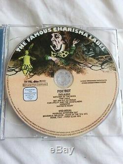 Genesis Foxtrot SACD/DVD Audio