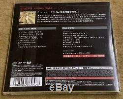 Genesis Nursery Cryme Japan SACD CD+DVD Mini-LP TOGP-15021