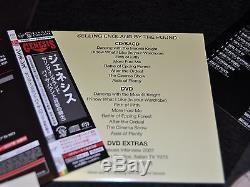 Genesis Selling England by Pound the Pound SACD & DVD AUDIO JAPAN MINI LP CD