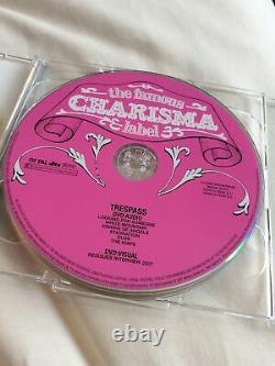 Genesis Trespass Sacd Dvd Audio