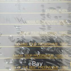 Genesis self titled Hybrid CD / Super Audio SACD + DVD 2007 Audiophile