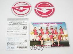 Girls Generation Korean Idol Group Peace Limited Box CD DVD Poster set Japan