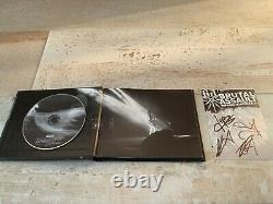 Gojira LES ENFANTS SAUVAGES limited edition CD + DVD BRIXTON ACADEMY Signed Card