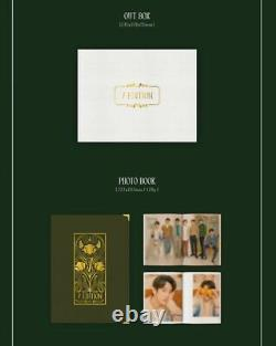 Got7 7 Edition Official Photo Book Kpop New Sealed + Folded Poster + Tracking