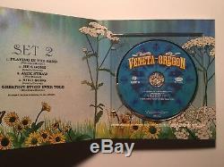 Grateful Dead Sunshine Daydream Veneta OR 8/27/72 Lim Ed #2029 OOP 3CD DVD