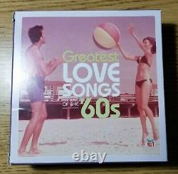 Greatest Love Songs of the 60's Various Artists -9 CD VERSION! Time Life Records