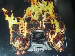 Green Day Revolution Radio (Limited Edition Lyric Book) CD. VERY RARE! BOOK