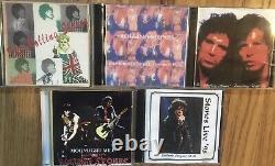 HUGE 88 CD / DVD Rolling Stones Lot LA Forum Grrr! Box NM SACD Outtakes Live +
