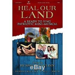 Heal Our Land Split Track DVD