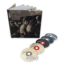 Hunting High And Low Super Deluxe 30th Anniversary Edition 4CD+DVD Audio CD