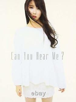 IU-CAN YOU HEAR ME-JAPAN CD+DVD Ltd/Ed +Tracking Number